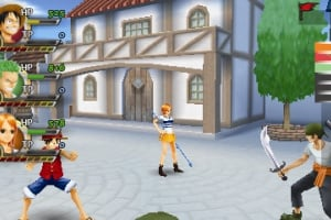 One Piece Romance Dawn Screenshot