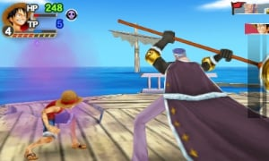 One Piece Romance Dawn Review - Screenshot 3 of 3