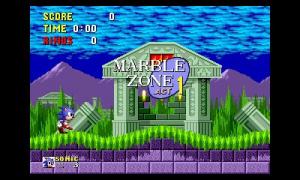 3D Sonic The Hedgehog Review - Screenshot 2 of 4
