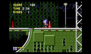 3D Sonic The Hedgehog Review - Screenshot 2 of 5