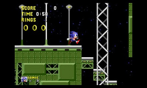 3D Sonic The Hedgehog Review - Screenshot 1 of 4