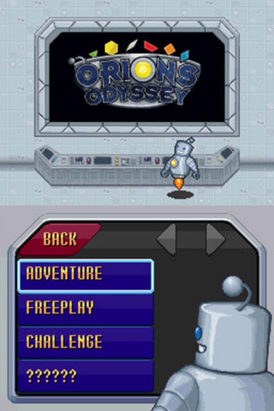 Orion's Odyssey Screenshot