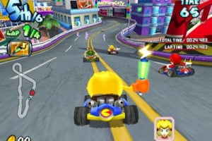 Mario Kart Arcade GP Screenshot