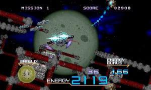 3D Galaxy Force II Review - Screenshot 3 of 5