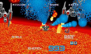 3D Galaxy Force II Review - Screenshot 5 of 5