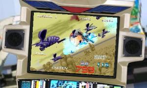 3D Galaxy Force II Review - Screenshot 4 of 5