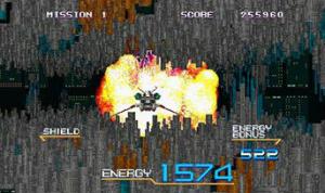 3D Galaxy Force II Review - Screenshot 2 of 5