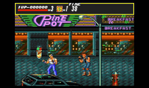 3D Streets of Rage Review - Screenshot 1 of 5