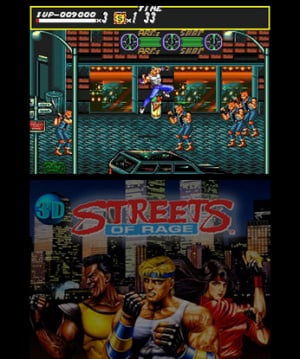 3D Streets of Rage Review - Screenshot 2 of 5