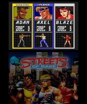 3D Streets of Rage Review - Screenshot 5 of 5