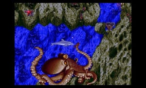 3D Ecco The Dolphin Review - Screenshot 1 of 4