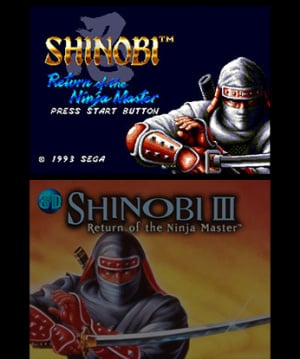 3D Shinobi III: Return of the Ninja Master Review - Screenshot 2 of 4