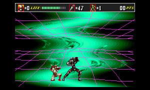 3D Shinobi III: Return of the Ninja Master Review - Screenshot 3 of 4