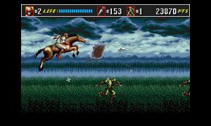 3D Shinobi III: Return of the Ninja Master Review - Screenshot 4 of 4
