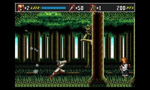 3D Shinobi III: Return of the Ninja Master Review - Screenshot 4 of 4