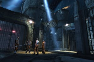 Batman: Arkham Origins Blackgate Screenshot