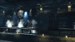 Batman: Arkham Origins Blackgate Review - Screenshot 4 of 6