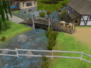 Life with Horses 3D Review - Screenshot 3 of 4