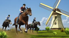 Life with Horses 3D Screenshot