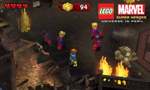 LEGO Marvel Super Heroes: Universe in Peril Review - Screenshot 3 of 4