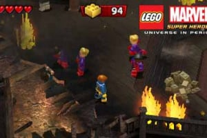 LEGO Marvel Super Heroes: Universe in Peril Screenshot