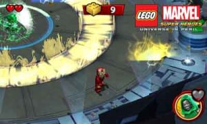 LEGO Marvel Super Heroes: Universe in Peril Review - Screenshot 1 of 4