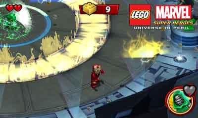 marvel lego 3ds