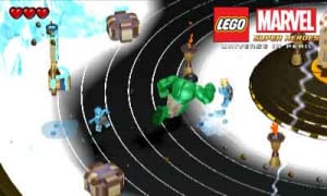 LEGO Marvel Super Heroes: Universe in Peril Review - Screenshot 4 of 4