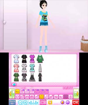 Girls' Fashion Shoot Review - Screenshot 4 of 4