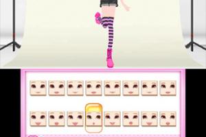 Girls' Fashion Shoot Screenshot