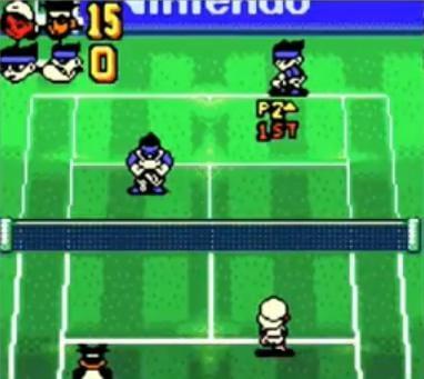Mario Tennis (GBC / Game Boy Color) News, Reviews, Trailer & Screenshots