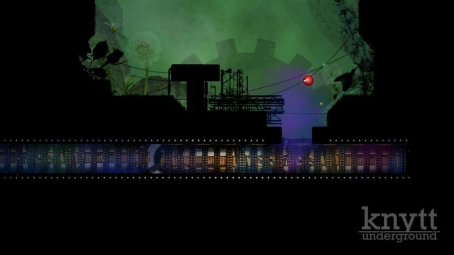 Knytt Underground Review - Screenshot 6 of 6