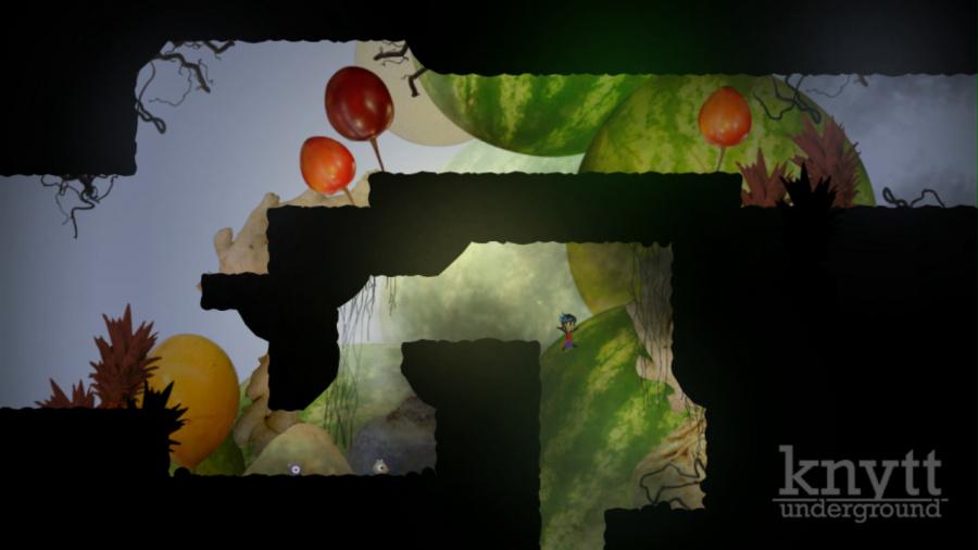 Knytt Underground Review - Screenshot 3 of 6