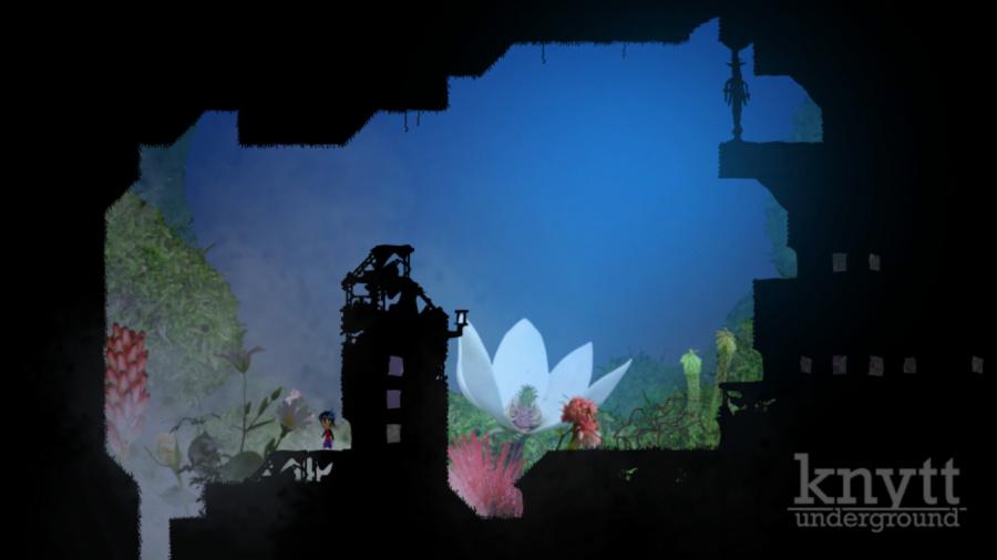 Knytt Underground Review - Screenshot 1 of 6