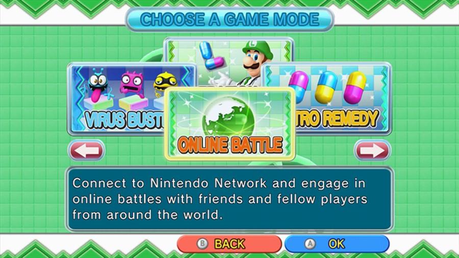 Dr. Luigi Screenshot