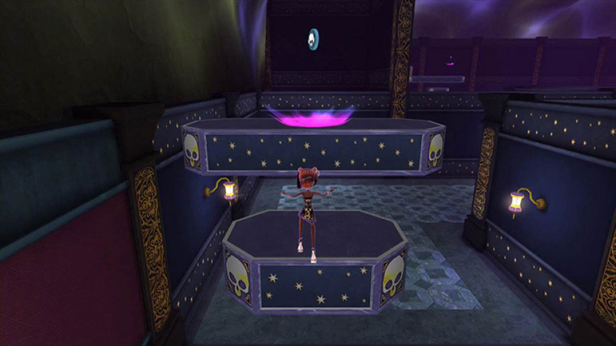 Monster High: 13 Wishes Review - Screenshot 1 of 6