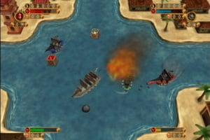 Pirates: The Key of Dreams Screenshot