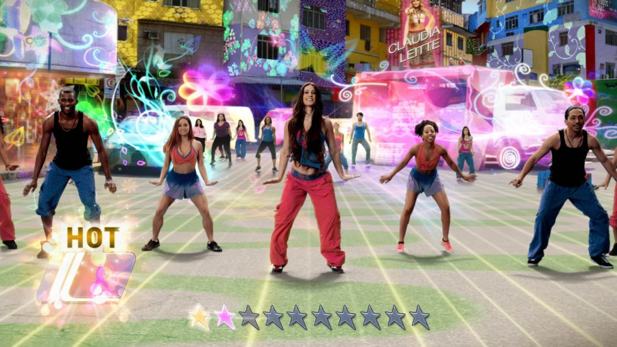 Zumba Fitness: World Party Review - Screenshot 3 of 6