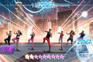 Zumba Fitness: World Party Screenshot