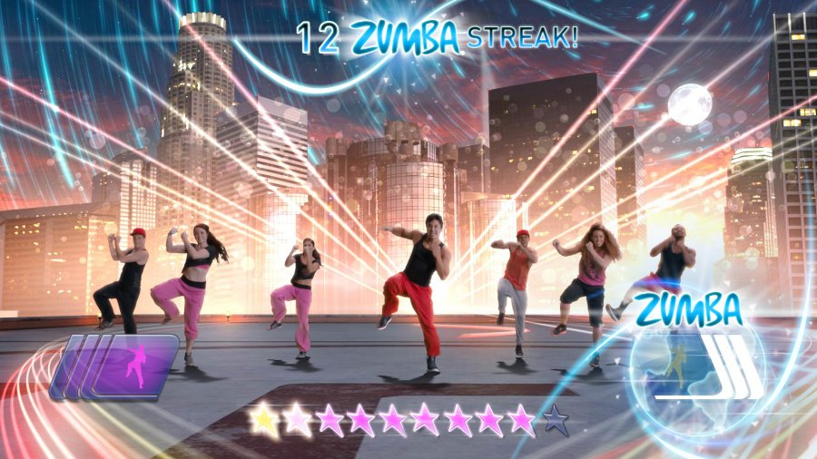 Zumba Fitness: World Party Review - Screenshot 5 of 6