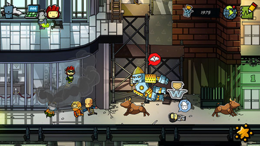 Scribblenauts Unmasked: A DC Comics Adventure Review - Screenshot 5 of 5