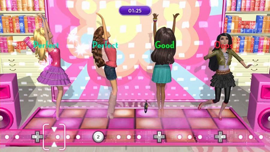 Barbie Dreamhouse Party Screenshot
