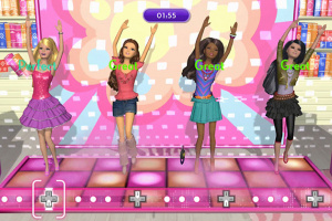 Barbie Dreamhouse Party Screenshot