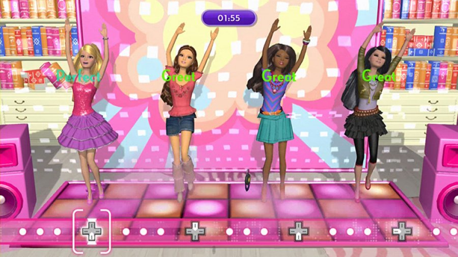 Barbie Dreamhouse Party Review - Screenshot 3 of 4