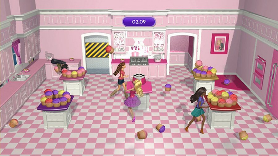 Barbie Dreamhouse Party Review - Screenshot 2 of 4