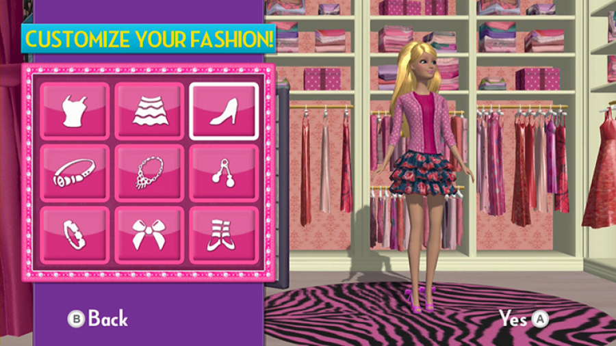Barbie Dreamhouse Party Review - Screenshot 1 of 4