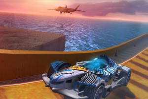 Hot Wheels: World's Best Driver Screenshot