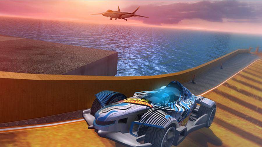 Hot Wheels: World's Best Driver Review - Screenshot 3 of 4
