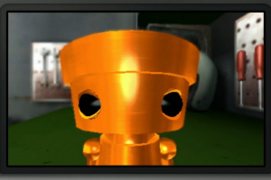 Chibi-Robo! Photo Finder Screenshot