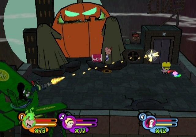 The Grim Adventures of Billy & Mandy Screenshot